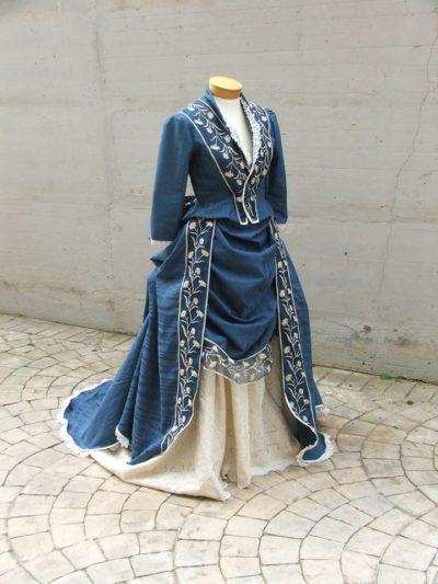 marche, castelfidardo, sartoria, costumi 1800, artigianato