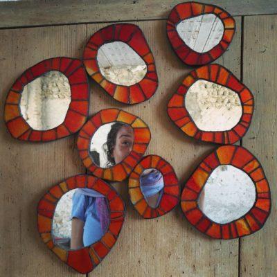mosaici, arte, artigianato italiano