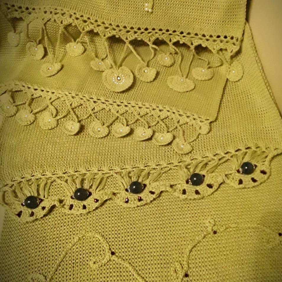 sicilia, artigianato, crochet, uncinetto, borse artigianali, sciarpe uncinetto, stoffa dipinta