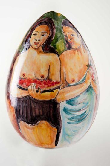 sicilia, trapani, artigianato italiano, ceramiche artistiche