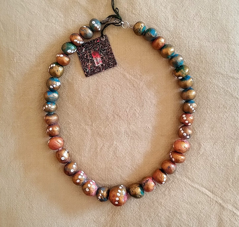 artigianato, cosenza, gioielli artigianali, gioielli in terracotta