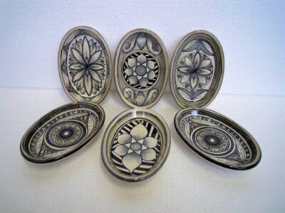 ceramiche artistiche, piatti ceramica, vassoi ceramica, vasi ceramica, toscana