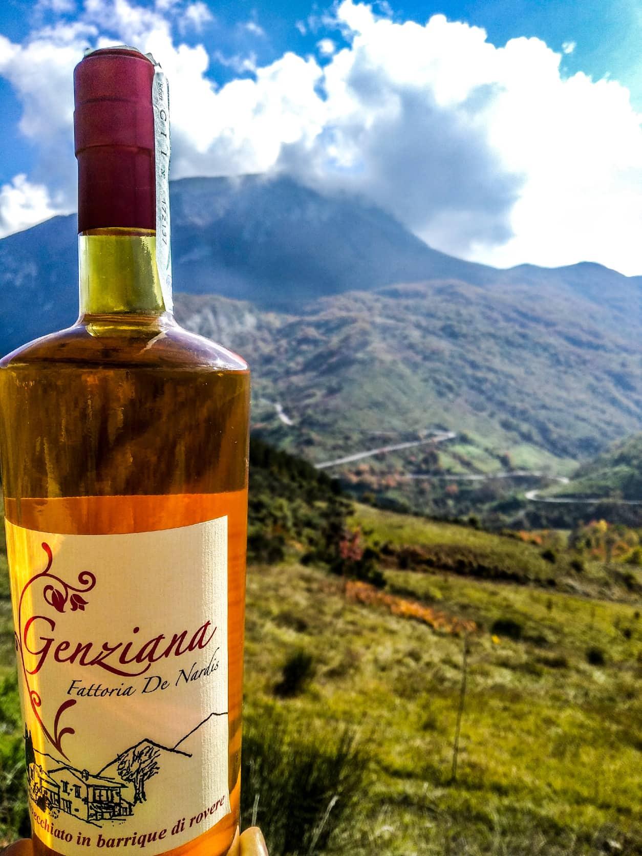 liquori artigianali, abruzzo, genziana, liquore al papavero, liquirizia, liquori italiani, liquorificio